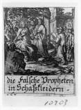 Küsel J. C.-Küsel M. M. (1688-1700), Gesù Cristo e i falsi profeti