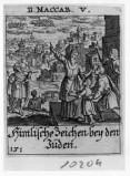 Küsel J. C.-Küsel M. M. (1688-1700), Antioco decide la spedizione d'Egitto