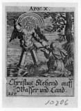 Küsel J. C.-Küsel M. M. (1688-1700), S. Giovanni Evangelista e angelo col libro