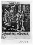 Küsel J. C.-Küsel M. M. ( 1688-1700), Apostoli visitano S. Giovanni Battista