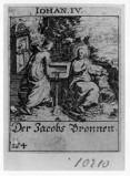 Küsel J. C.-Küsel M. M. (1688-1700), Gesù Cristo e la samaritana