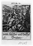 Küsel J. C.-Küsel M. M. (1688-1700), Gesù Cristo sceglie i dodici apostoli