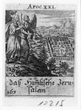 Küsel J. C.-Küsel M. M. (1688-1700), Gerusalemme celeste