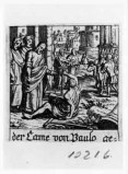 Küsel J. C.-Küsel M. M. (1688-1700), S. Paolo guarisce lo storpio