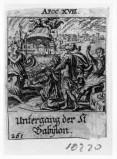 Küsel J. C.-Küsel M. M. (1688-1700), Caduta di Babilonia