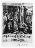 Küsel J. C.-Küsel M. M. (1688-1700), Gesù guarisce il paralitico di Cafarao