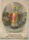 Calcografia Briola P. seconda metà sec. XIX, S. Onorato di Amiens