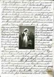 Ambito italiano sec. XIX, Gesù Cristo salva S. Pietro dall'annegamento