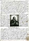 Ambito italiano sec. XIX, Salvator mundi