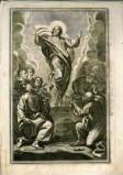 Piccini I. sec. XVII-XVIII, Ascensione di Gesù Cristo
