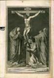 Ambito italiano sec. XVII, Crocifisso e dolenti