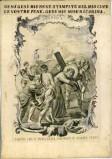 Calcografia Remondini sec. XVIII, Via Crucis V