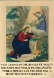 Stamperia Pinot e Sagaire seconda metà sec. XIX, Gesù Cristo nell'orto