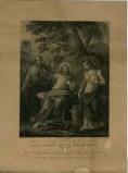 Duthé J.-Augrand P.  sec. XIX, Gesù Cristo e la samaritana