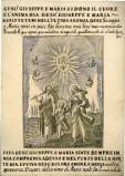 Calcografia Remondini sec. XVIII, Sacra famiglia