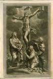 Bloemaert C. sec. XVII, Gesù Cristo crocifisso