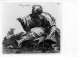 Winckler G. G. (1738-1754 circa), Allegoria della Diligenza