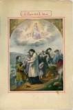 Ambito italiano sec. XIX, Sacerdoti battezzano i bambini e donano le elemosine