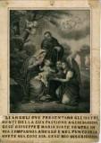 Tipografia Turgis sec. XIX, Gesù Cristo con strumenti della Passione