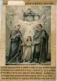 Tipografia Turgis sec. XVIII, Sacra famiglia con Dio Padre