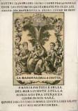 Calcografia Remondini sec. XVIII, Nozze mistiche di S. Caterina 1/2