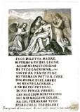 Ambito italiano sec. XVIII, Pietà con angeli