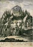 Calcografia Remondini sec. XVIII, Stampa della Madonna di Monserrat