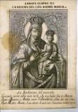 Calcografia Remondini sec. XVIII, Madonna con Gesù Bambino incoronato