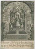 Calcografia Remondini (post 1730), Madonna del rosario
