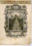 Ambito italiano sec. XVIII, Madonna del Monte Berico di Vicenza