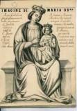 Ambito italiano sec. XIX, Madonna della stella con Gesù Bambino