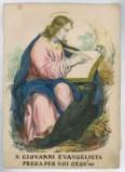 Calcografia Briola P. seconda metà sec. XIX, S. Giovanni Evangelista