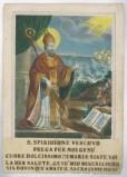 Stamperia Fontana M. prima metà sec. XIX, S. Spiridone