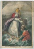 Ambito italiano sec. XIX, S. Nicola da Bari benedice i naufraghi