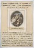 Alessandri I. sec. XVIII, S. Giovanni della Croce