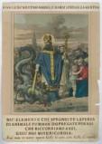 Stamperia Gangel e Didion (1861-1868), S. Clemente di Metz addomestica il drago