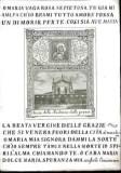 Podestà L. sec. XIX, Madonna col Bambino e santuario della Beata Vergine