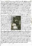 Ambito italiano sec. XVIII, Madonna del buon consiglio di Genazzano