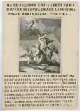 Calcografia Remondini sec. XVIII, Decapitazione di S. Eurosia