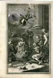 Ambito italiano sec. XVII, Adorazione dei pastori