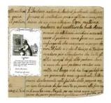 Stamperia Carrara M. (1840 circa), S. Isidoro agricoltore
