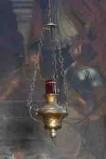 Bottega trentina sec. XVIII-XIX, Lampada 2/2