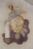 Ambito trentino sec. XVII, S. Barbara