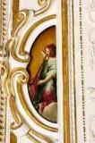 Ricchi P. (1640-1649), Angelo con tromba 1/2