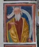 Baschenis C. (1496), Mosè