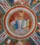 Baschenis C. (1496), Gesù Cristo pantocratore