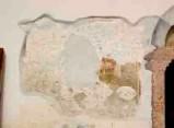 Bottega di Baschenis C. (1497), Frammento di affresco