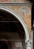 Baschenis S. (1533), Angelo con tromba 2/2