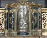 Bottega trentina sec. XVIII-XIX, Tabernacolo architettonico
