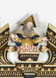 Bottega di Lenner S. secondo quarto sec. XVII, Dio Padre